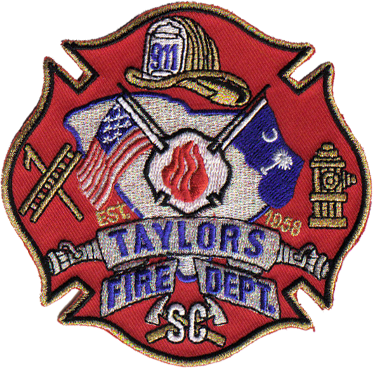 Taylors Fire and Rescue - Taylors, SC