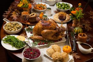 Fire Safety in the Kitchen - Thanksgiving Meal