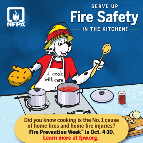 Fire Protection Week